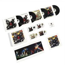 Led Zeppelin How The West Was Won Live Album Super Deluxe Edition – 3-CD + 4-LP + DVD + Collector Book