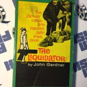 The Liquidator Paperback Edition by John Gardner