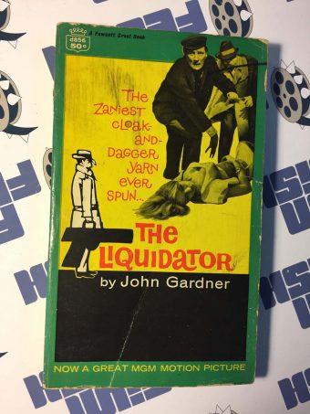 The Liquidator Paperback Edition by John Gardner
