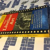 The Liveliest Art: A Panoramic History of the Movies Paperback Edition by Arthur Knight (First Edition, 1957)