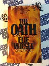 The Oath by Elie Wiesel Paperback 1st Edition 1974
