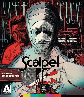 Scalpel Special Edition Blu-ray (2018)