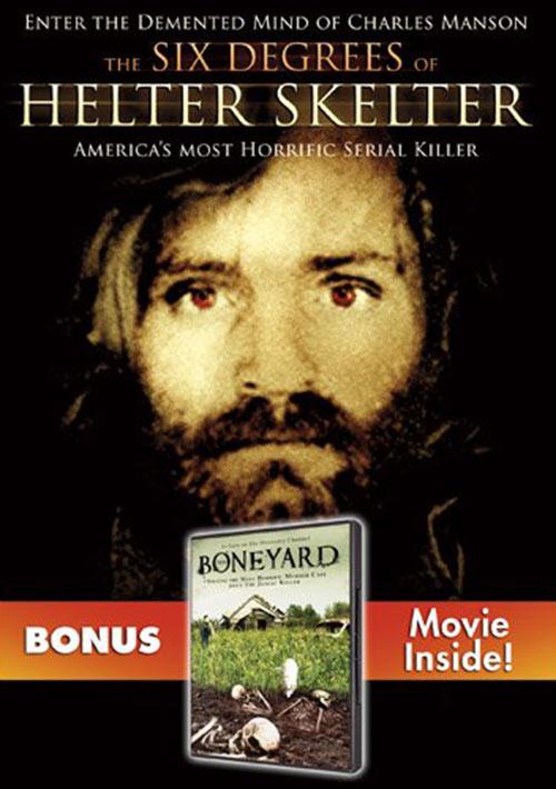 The Six Degrees of Helter Skelter + The Boneyard DVD