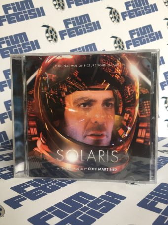 Solaris Original Motion Picture Soundtrack – Music by Cliff Martinez