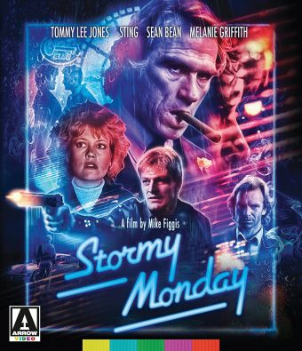 Stormy Monday 2-Disc Special Edition [Blu-ray + DVD, 2017]