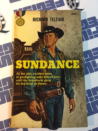 Sundance Paperback 1st Edition by Richard Telfair (1960)