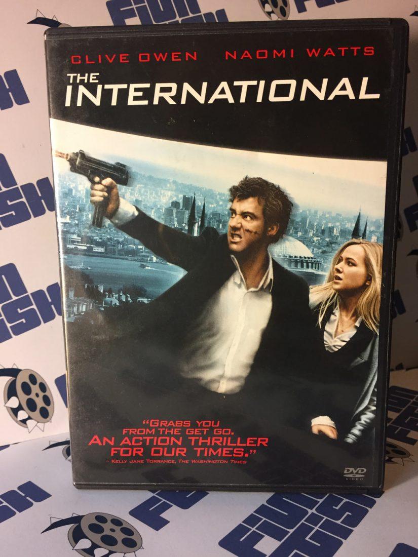 The International DVD