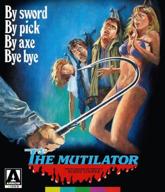 The Mutilator 2-Disc Special Edition [Blu-ray + DVD, 2016]