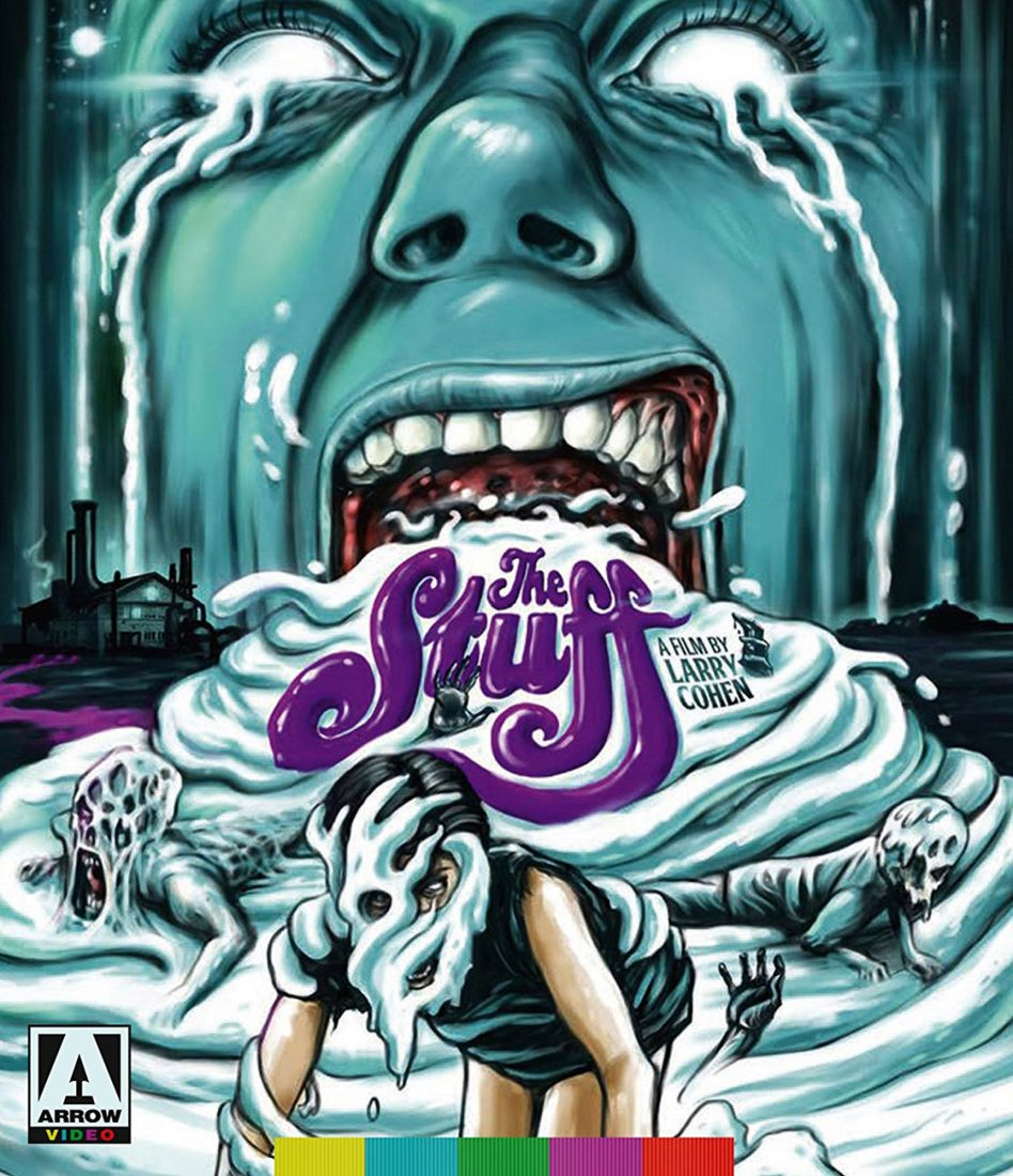 Larry Cohen's The Stuff Special Edition Blu-ray
