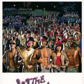 The Warriors – Armies of the Night 24 x 36 inch Vertical Movie Poster