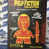 Pulp Fiction Butch Coolidge Titan Vinyl Figure – NYCC Exclusive
