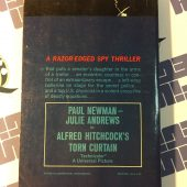 Alfred Hitchcock's Torn Curtain Paperback Edition (1966)