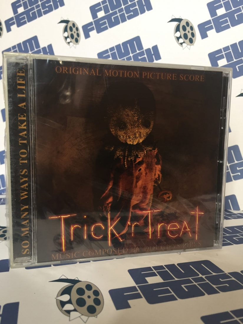 Trick 'r Treat Original Motion Picture Score – Music Composed by Douglas Pipes