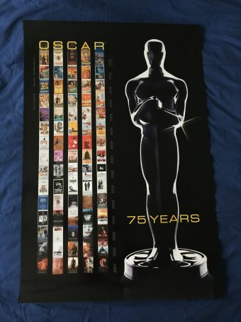 75th Academy Awards Limited Edition Commemorative 27 x 40 inch Poster
