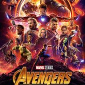 Avengers: Infinity War One Sheet 24 x 36 inch Movie Poster