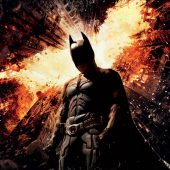 The Dark Knight Rises 24 x 36 inch Movie Poster
