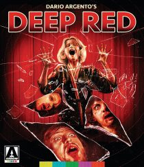 Dario Argento's Deep Red 2-Disc Special Limited Edition Blu-ray Set