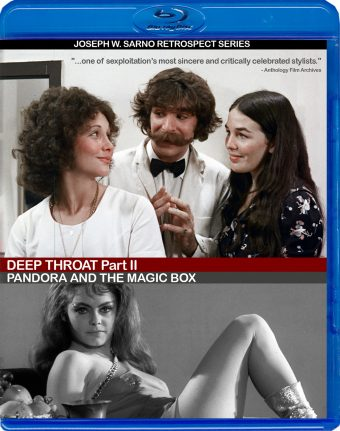Deep Throat Part II Collection Special Edition Blu-ray