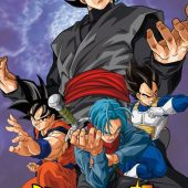 Dragon Ball Super Villains 22 x 34 inch Television Series Poster