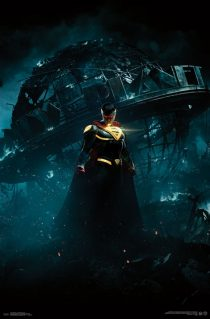 Injustice 2 Superman Portrait Key Art 22 x 34 inch Video Game Poster