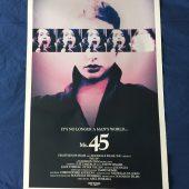 Abel Ferrara's Ms. 45 Original Drafthouse Films 27 x 41 inch Movie Poster