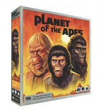 Classic Planet of the Apes Collector's Adventure Board Game