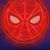 Spider-Man Homecoming Red Signal 22 x 34 inch Teaser Movie Poster