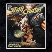 Starcrash Original Motion Picture Soundtrack Album – Music by John Barry