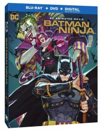 Batman Ninja Blu-ray + DVD + Digital Edition