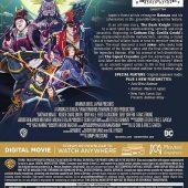 Batman Ninja Collector's Steelbook Edition Blu-ray + DVD + Digital Edition