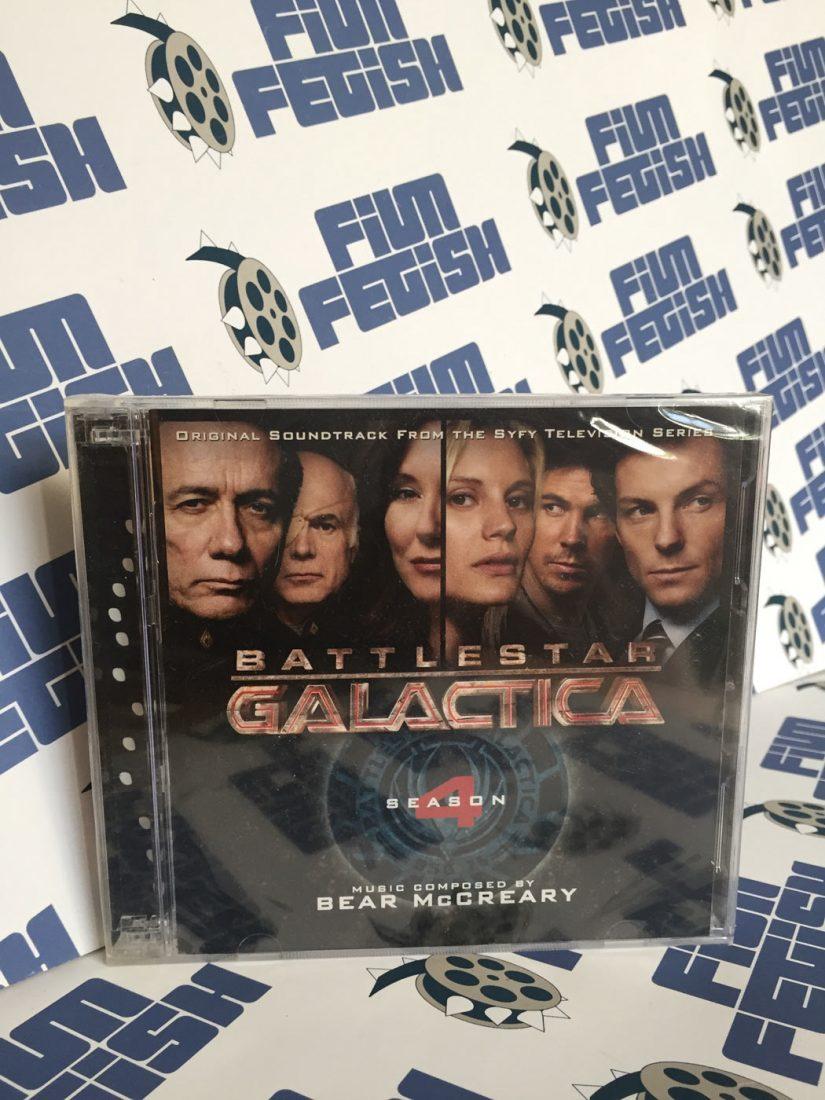 Battlestar Galactica: Season 4 Original Soundtrack from the SyFy Television Series 2-Disc Set