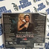 Battlestar Galactica: Season 4 Original Soundtrack from the SyFy Television Series 2-Disc Set