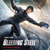 New U.S. release trailer and poster revealed for Jackie Chan's Bleeding Steel
