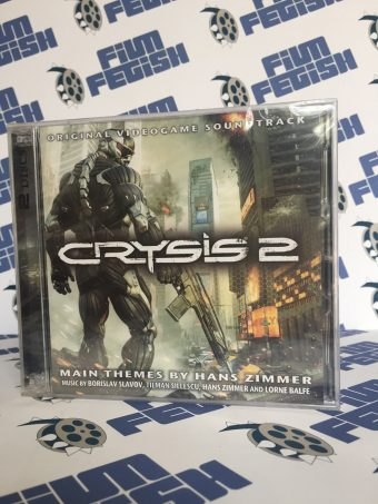 Crysis 2 Original Video Game Soundtrack – Main Themes by Hans Zimmer 2-Disc Set