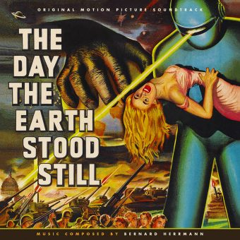 The Day the Earth Stood Still (1951) Original Motion Picture Soundtrack Limited Edition CD