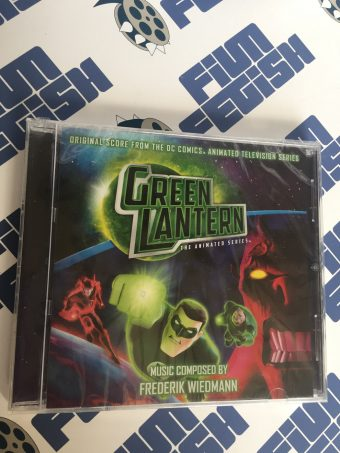 Green Lantern: The Animated Series Original Score from the DC Comics Animated Series