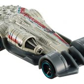 Star Wars Hot Wheels Car Ships Millennium Falcon V2