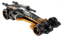 Star Wars: The Last Jedi Hot Wheels Car Ships Poe Dameron's X-Wing Fighter