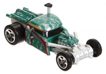 Star Wars: Rogue One Hot Wheels Character Car Boba Fett