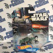 Star Wars: Rogue One Hot Wheels Character Car Boba Fett