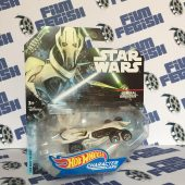 Star Wars: Episode III – Revenge of the Sith Hot Wheels Character Cars – General Grievous