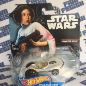 Star Wars: Rogue One Hot Wheels Character Car Princess Leia Organa
