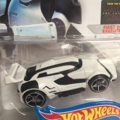 Star Wars: The Last Jedi Hot Wheels Character Car First Order Stormtrooper Executioner