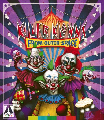 Killer Klowns From Outer Space Special Edition Blu-ray