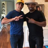Todd McFarlane to direct and Jamie Foxx to star in new film adaptation of 'Spawn'
