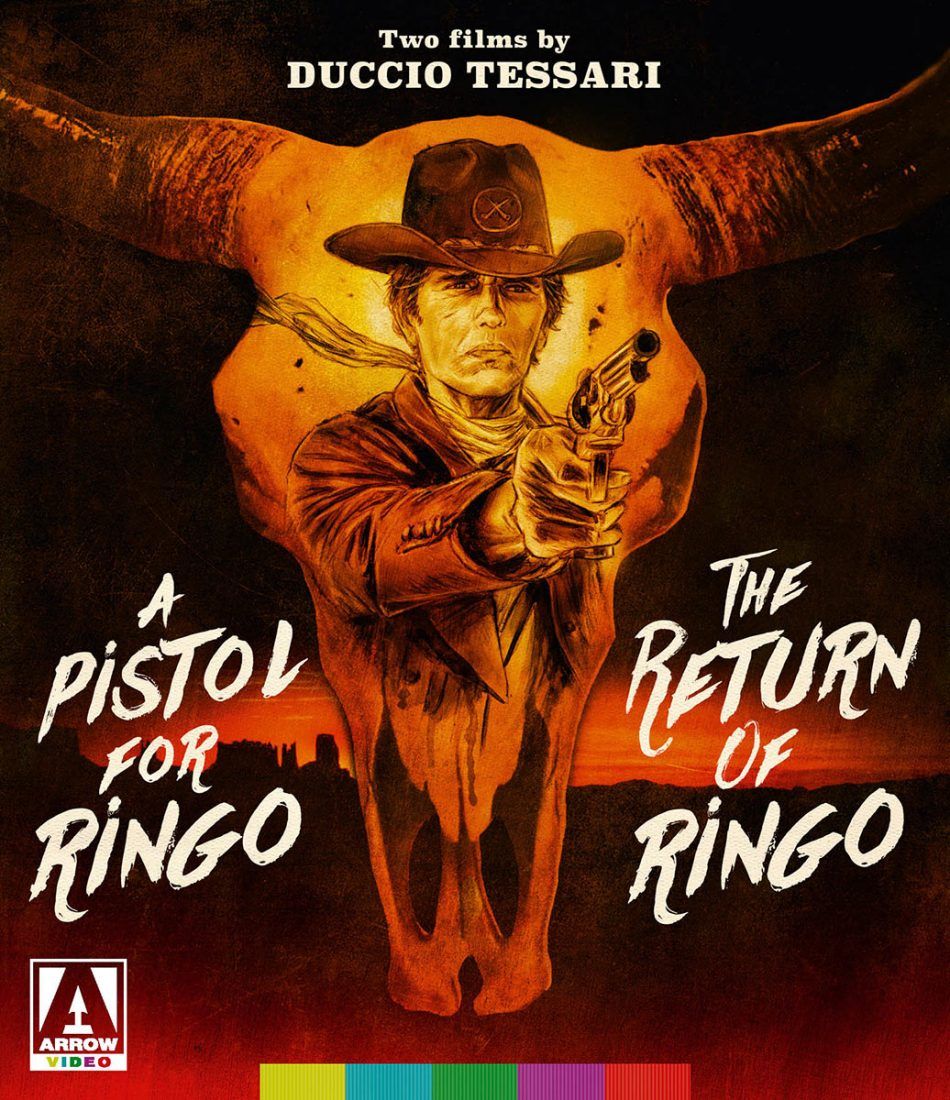 A Pistol For Ringo and The Return Of Ringo: Two Films By Duccio Tessari Special Blu-ray Editions