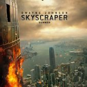 Universal releases second trailer for Dwayne Johnson action thriller Skyscraper