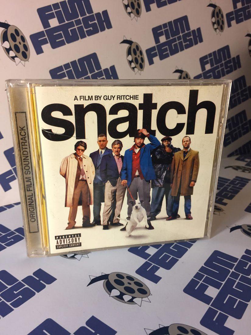 Snatch Original Film Music Soundtrack