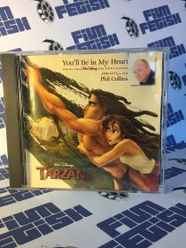 Tarzan – You'll Be in My Heart by Phil Collins CD Single from the Walt Disney Records Soundtrack