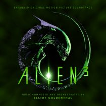 Alien 3 Limited Edition 2-Disc Set – Expanded Original Motion Picture Soundtrack
